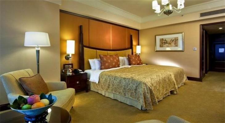 黄山阿拉酒店卧室