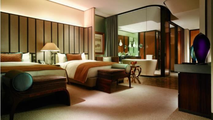 華美酒店客房