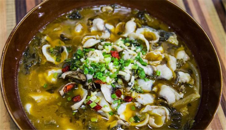 阿宝酸菜鱼加盟