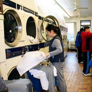 百福莱洗衣店洗衣