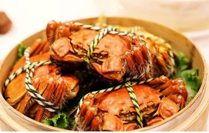 百勺味蒸蟹