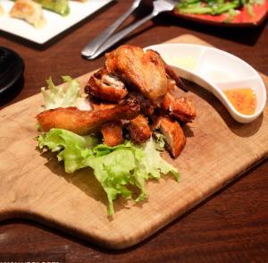 西汉脆皮鸡饭特色