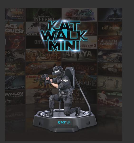 KAT VR宣传海报