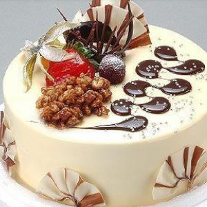 幸福西饼生日蛋糕营养