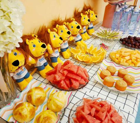 哈沐德国际早教餐食