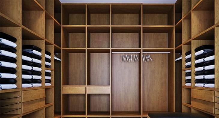 梵帝尼衣柜木色