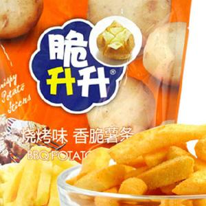 脆升升薯條