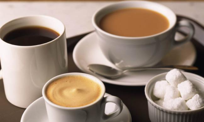 避风塘茶餐厅奶茶