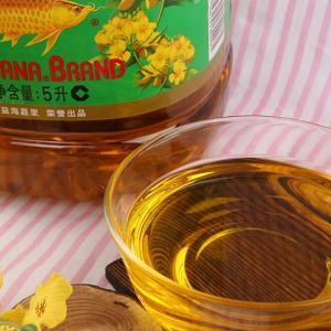 爱菊菜籽油新鲜
