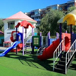 天强艺术幼儿园滑滑梯