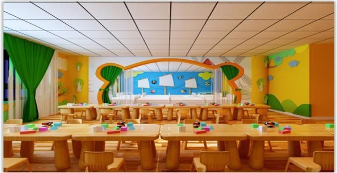 唐纳幼儿园教室