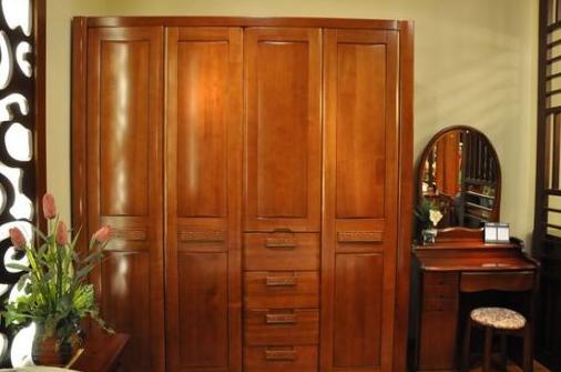 缔美奇中式衣柜