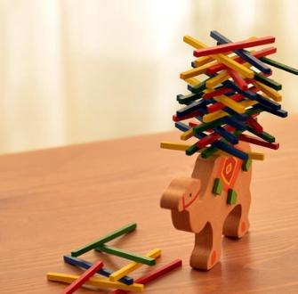迪士尼儿童玩具积木