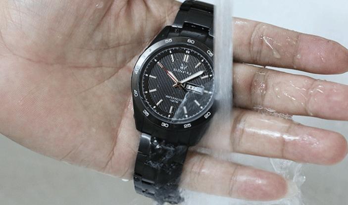 賓派手表防水