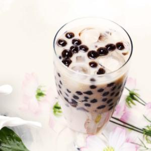 冰火岛珍珠奶茶