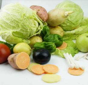 地利生鲜超市蔬菜