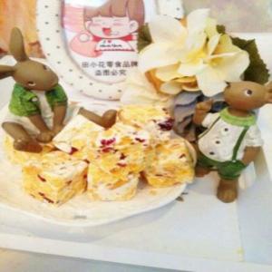 田小花零食小蛋糕