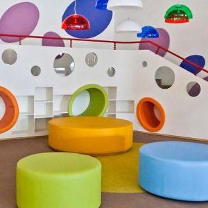 爱迪国际学校幼儿园舒适