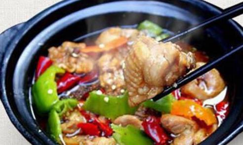张记砂锅饭