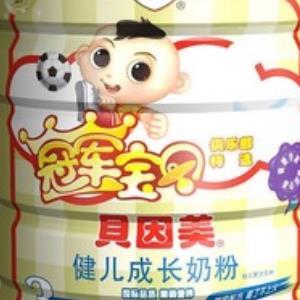 贝因美母婴用品成长奶粉