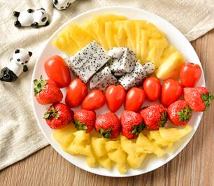奇果鮮生水果拼盤