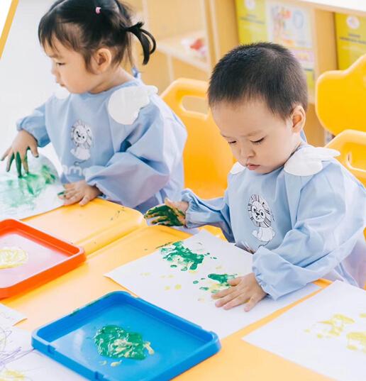 哈沐德国际早教课堂