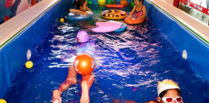 3861婴儿游泳馆加盟