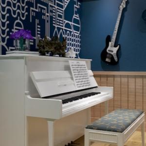 天音艺术培训学校钢琴