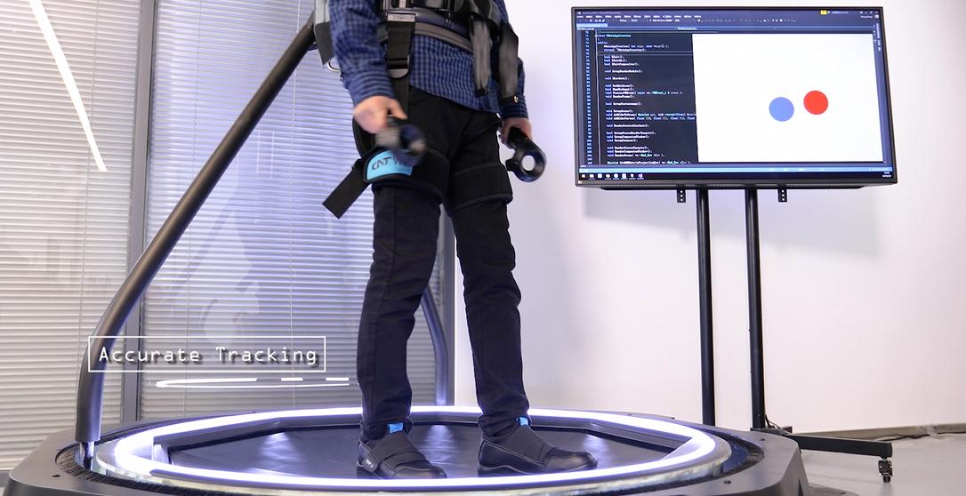 KAT VR低延迟
