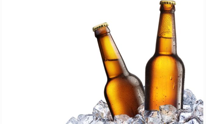 冰纯嘉士伯啤酒