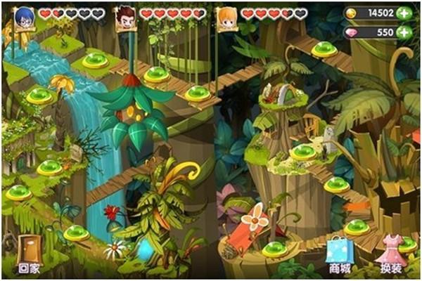 龙创手游已研发出多款经典火爆的游戏