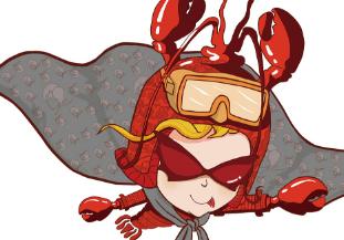 周大虾龙虾
