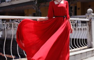 迪卡轩女装模特展示
