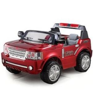 贝瑞佳儿童电动车酷炫吉普车