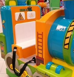 哆哆熊儿童游乐场