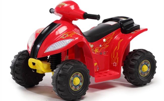 贝瑞佳儿童电动车迷你沙滩车