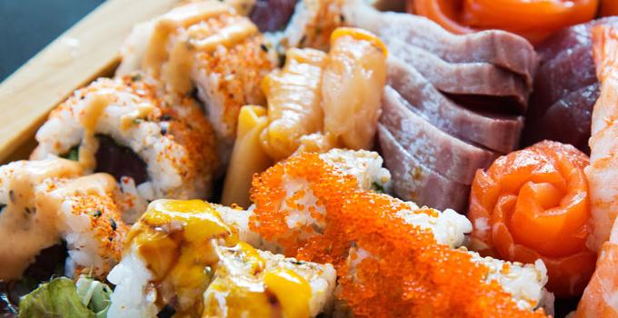 刺身寿司香美