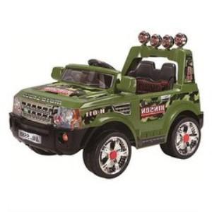 贝瑞佳儿童电动车儿童路虎车
