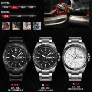 賓派手表款式好