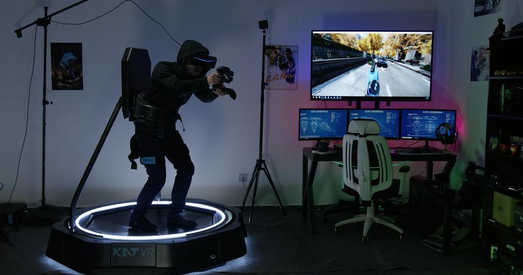 KAT VR巧夺天工