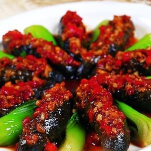 赵家腊汁肉配海参