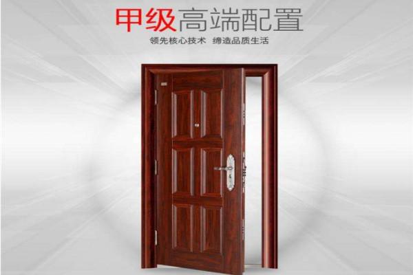 步阳防盗门 产品1