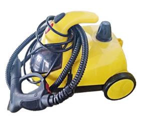 蓝睿大型油烟机清洗蒸汽清洗机