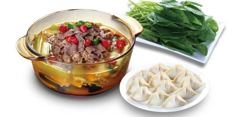 东才饺子王素菜饺子