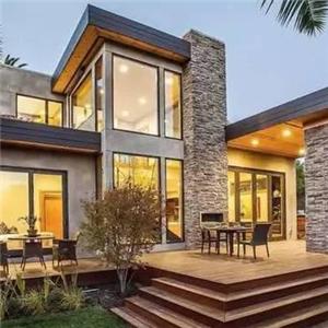 高新房地产别墅