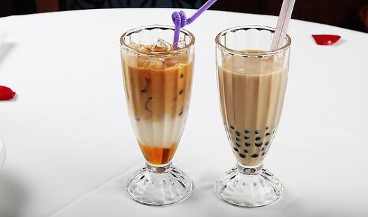第吉尔珍珠奶茶
