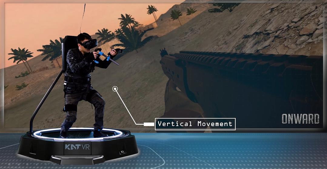 KAT VR智能保护设计