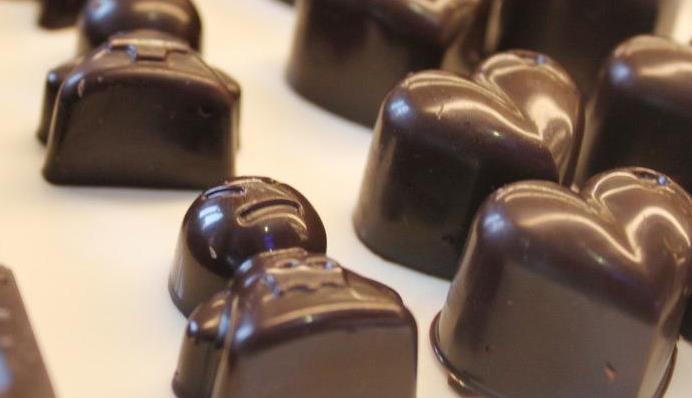 比利时手工巧克力精致