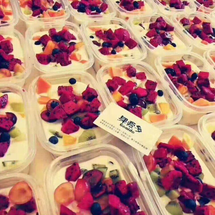 果爱多水果捞