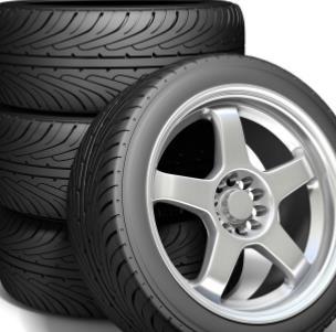 佳斯通輪胎小汽車